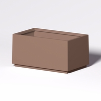 Marek Rectangle Planter 60in.L x 36in.W x 30in.H