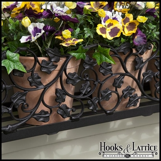 30in. Sonoma Ivy Aluminum Window Box