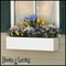 "60"" Urban Chic Premier Direct Mount Window Box Planter"