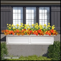 "60"" XL Panel Premier Window Box w/ *Easy Up* Cleat Mounting System"