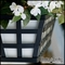 60in. Santiago Decora Window Box w/ White Galvanized Metal Liner