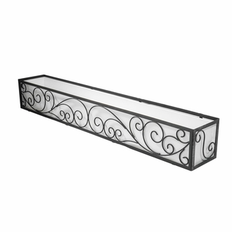 60in. Wayfarer Window Box Cage w/ Liner