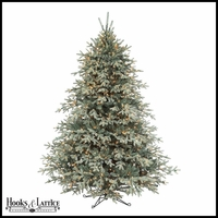6.5 ft Orleans Pre-Lit Spruce Artificial Christmas Tree w/ Clear Lights