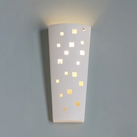 "7.5"" Stepping Stones Contemporary Sconce"