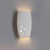 "7"" North Star Contemporary Asymmetrical Sconce"