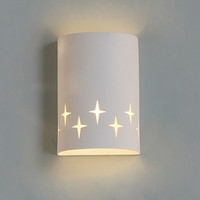 "7""  North Star Wall Sconce"