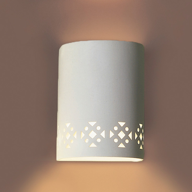 Exterior Ceramic Wall Sconces : 7