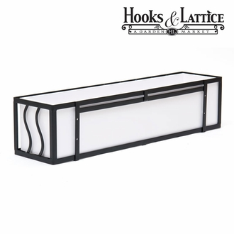 72in. French Cage w/ Liner