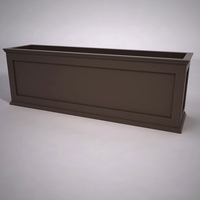 Cape Cod Premier Composite Commercial Planter 72in.L x 18in.W x 24in.H