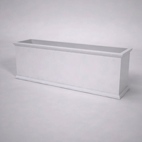 Laguna Premier Composite Commercial Planter 72in.L x 18in.W x 24in.H