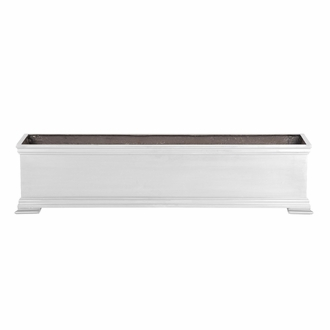 30in. Fiberglass Laguna Deck Planters w/ Feet-Choose from 3 Colors