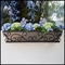 72in. Regalia Decora Window Box w/ Bronze Galvanized Liner