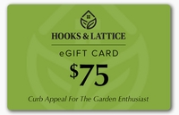 $75 Hooks and Lattice Gift Certificate