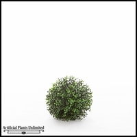 7in. Ornamental Boxwood Topiary Balls - Indoor