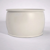 "84"" Dia. x 52""H Abbey Round Planter"