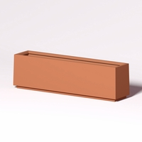 Marek Rectangle Planter 84in.L x 18in.W x 24in.H