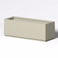 Marek Rectangle Planter 84in.L x 30in.W x 30in.H