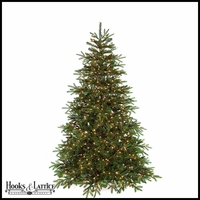 7.5 ft Durango Pre-Lit Fir Artificial Christmas Tree w/ 700 Clear Lights