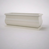 "96""L x 36""W x 36""H  Villagio Rectangular Planter"