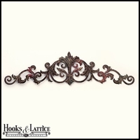 Acanthus Leaf Topper  sc 1 st  Hooks \u0026 Lattice & Decorative Door Toppers and Wall Sculptures | Hooks and Lattice