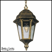 Ambergate Line Voltage Hanging Light Fixture w/ Chain