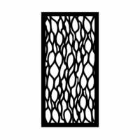Arbol 48x24 Decorative Screen - 60% Light-Ambient
