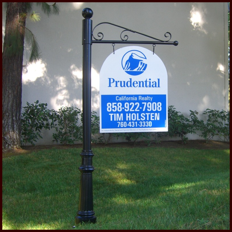 Real Estate Signs Outdoor Business Signage Real Estate