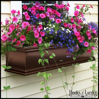 ArmoreCoat Bronze Laguna Window Box