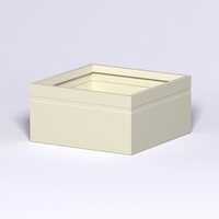 Arroyo Fiberglass Commercial Planter 48in.L x 48in.W x 24in.H