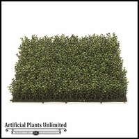 3in.H Plush Boxwood Mat  20in. Tutone Green - Indoor