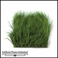 6in.H Mexican Grass Mat 10in. Green - Indoor