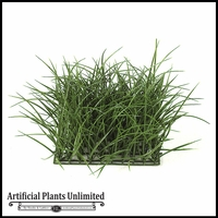 8in.H Tall Wild- Grass Mat 10in. Green - Indoor