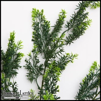 33in. Artificial Asparagus Fern - Outdoor Rated