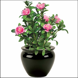 Artificial Azalea Bushes - Outdoor
