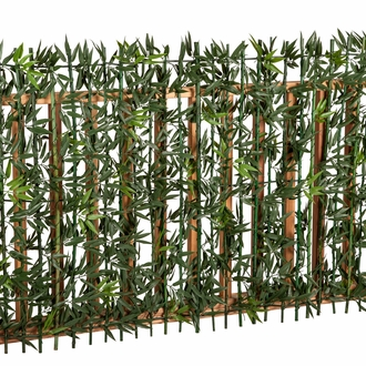 Artificial Bamboo Foliage Roll for Privacy Fencing