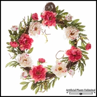 Artificial Door Wreaths | Silk Floral Wreaths