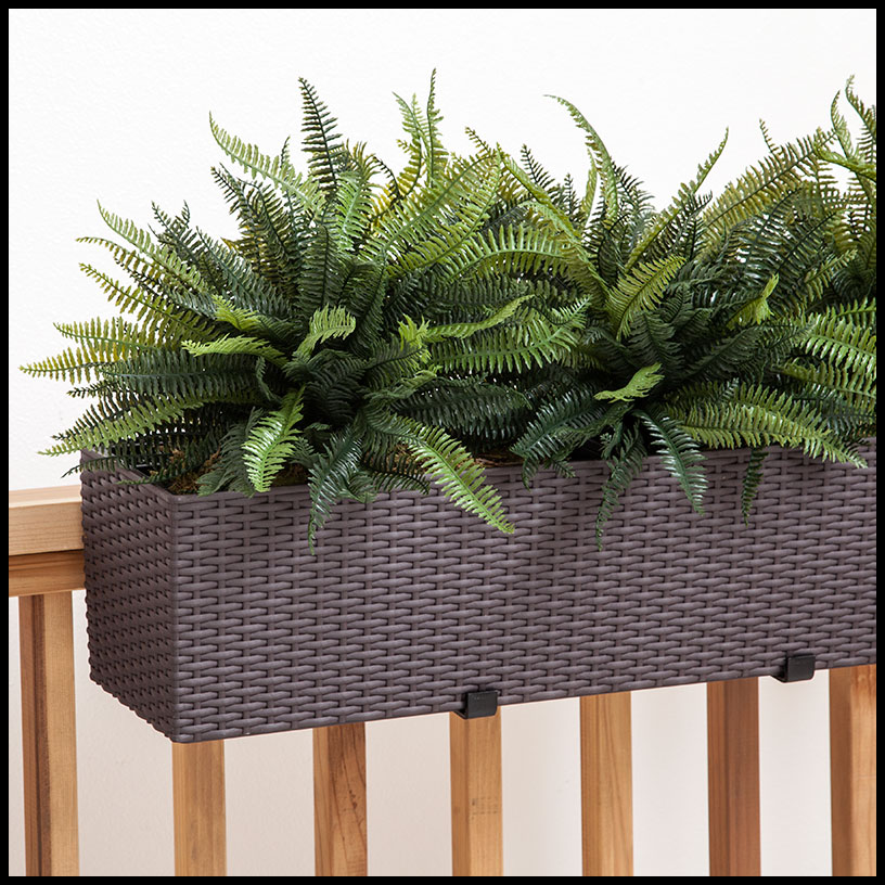 outdoor artificial ferns & faux junipers, artificial boston ferns