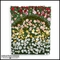 Flower Wall Indoor Artificial, 72in.L x 60in.H