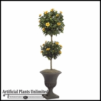 Artificial Flowering and Fruit Topiaries