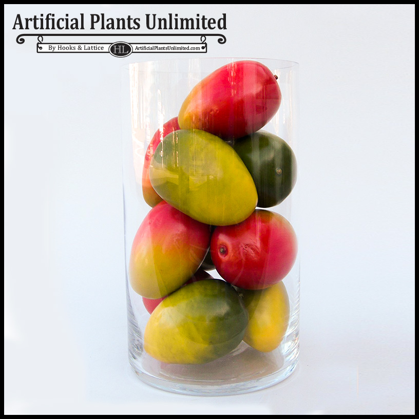 Artificial Fruits And Vegetables Click To Enlarge