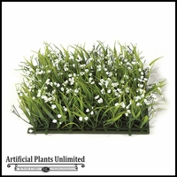 10in. X 10in. Gypso Tall Grass Mats - Indoor