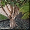 10' Artificial Japanese Maple Tree in Modern Fiberglass Planter, Outdoor Rated