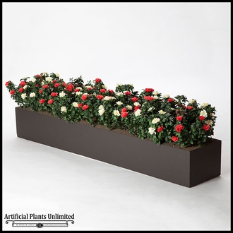 Artificial Landscaping Flowers