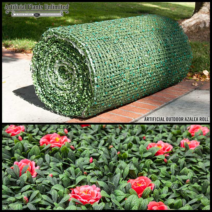 Outdoor Artificial Living Wall Rolls Click To Enlarge