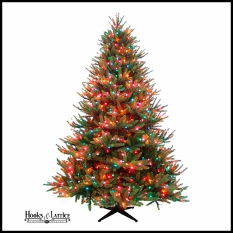 Artificial Pine Christmas Trees - Pre Lit