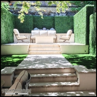 Artificial Plants for Indoor and Outdoor Landscaping