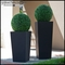 Artificial Topiary Ball in Urban Chic Planter