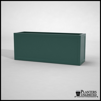 Ashville Rectangle Planter - Single Panel