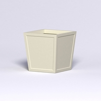 Ashville Tapered Square Planter 30in.L x 30in.W x 30in.H