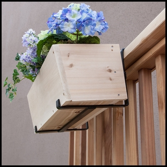 36in. Aunty Jane Cedar Window Box